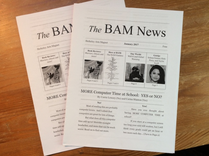 Teachingx - Journalism BAM News picture.JPG